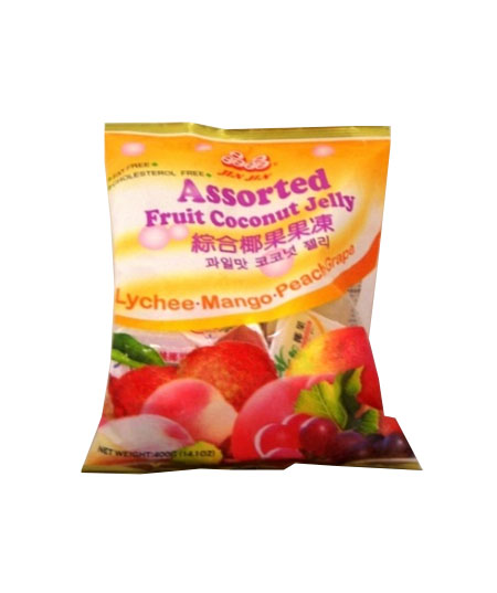 ASSORTED FRUIT JELLY BAG