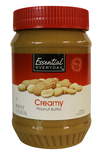 ESSENTIAL EVERYDAY PEANUT BUTTER CREAMY