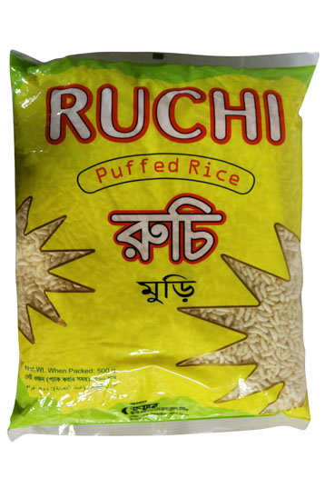 RUCHI MURI - PUFFED RICE