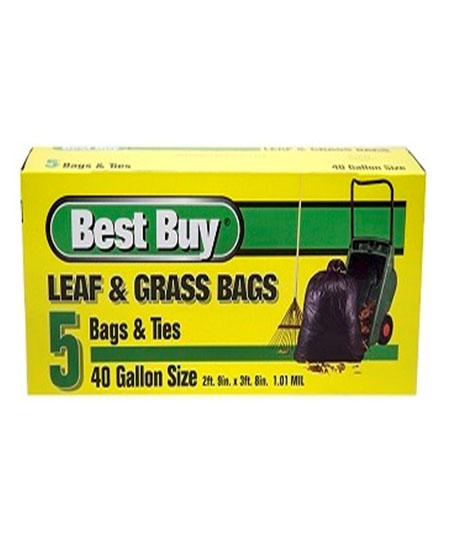 BEST BUY LEAF BAG 40GL